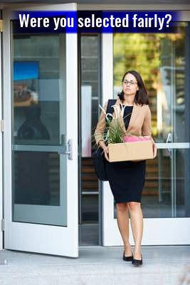aarc new redundant businesswoman leaving office with box 400hbl